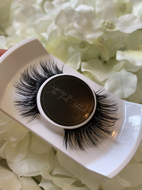 1x Pair of Fluffy Lashes