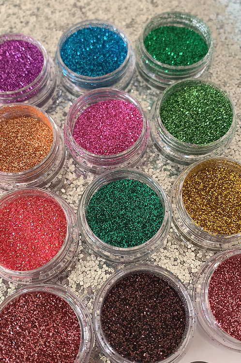 10 Glitters for £10 - Eco Friendly