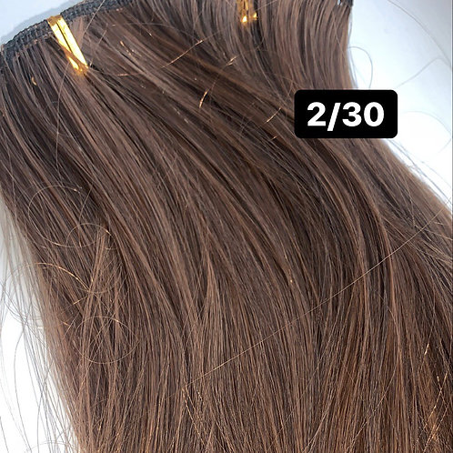 """Straight 22"""" Hair Extensions - 2/30"""