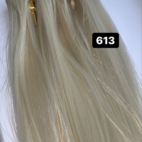 "Curly 22"" Hair Extensions - 613"