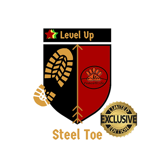Steel Toe Exclusive Limited Edition Amya Tells the Truth