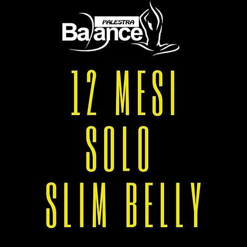 12 MESI SOLO SLIM BELLY