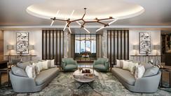 Presidental Suite Design | Istanbul