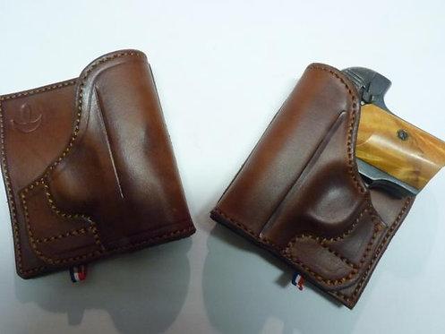 LIGNE  « BACK UP » Pocket holsters