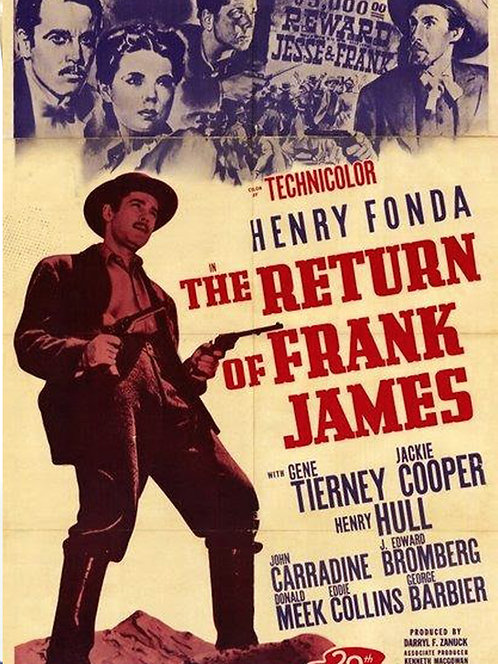 Hoster « Frank JAMES »