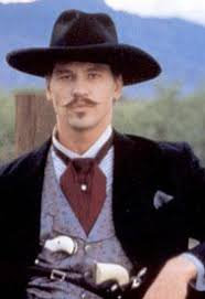 Hoster d'aisselle  « Doc HOLLIDAY »