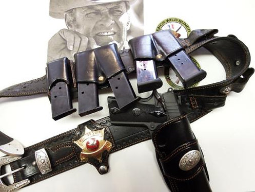 """Holsters """"WILD BUNCH"""""""