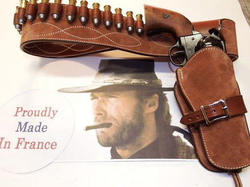 """Holsters """"Man with no name…""""ou """"EASTWOOD"""""""