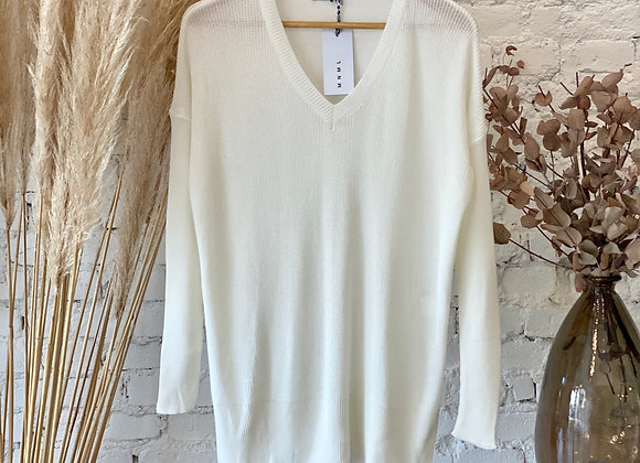 TRICOT LEVE DE VISCOSE - OFF WHITE