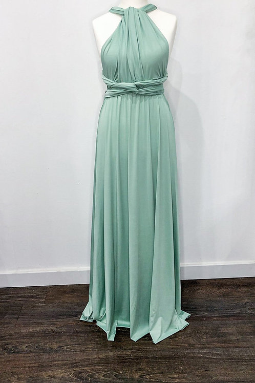 Sage Multiway with Tulle