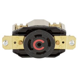 Hubbell 2820 Twist-Lock Receptacle