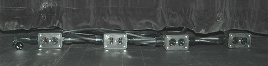 OA Windsor stage stringer rubber electrical boxes