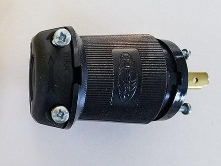 Hubbell 2311BK Twist-Lock Plug