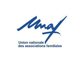 Logo UNAF Union nationale des associations familiales KIMSO