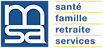 Logo Mutualité Sociale Agricole Kimso