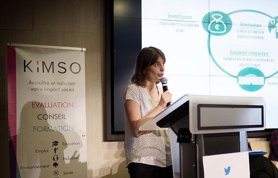 Secteurs Kimso Conseil évaluation d'impact social Mesure d'impact social