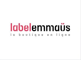Logo Label Emmaüs Kimso