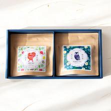 上級煎茶リーフセット『ひるい(2個)』