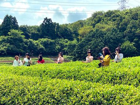日本二胡学院PV撮影