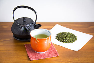 緑茶でリラックス