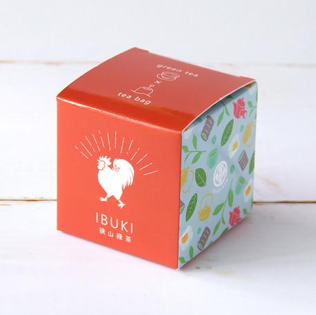 狭山茶いぶきキューブ(ティーバッグ5個入り)