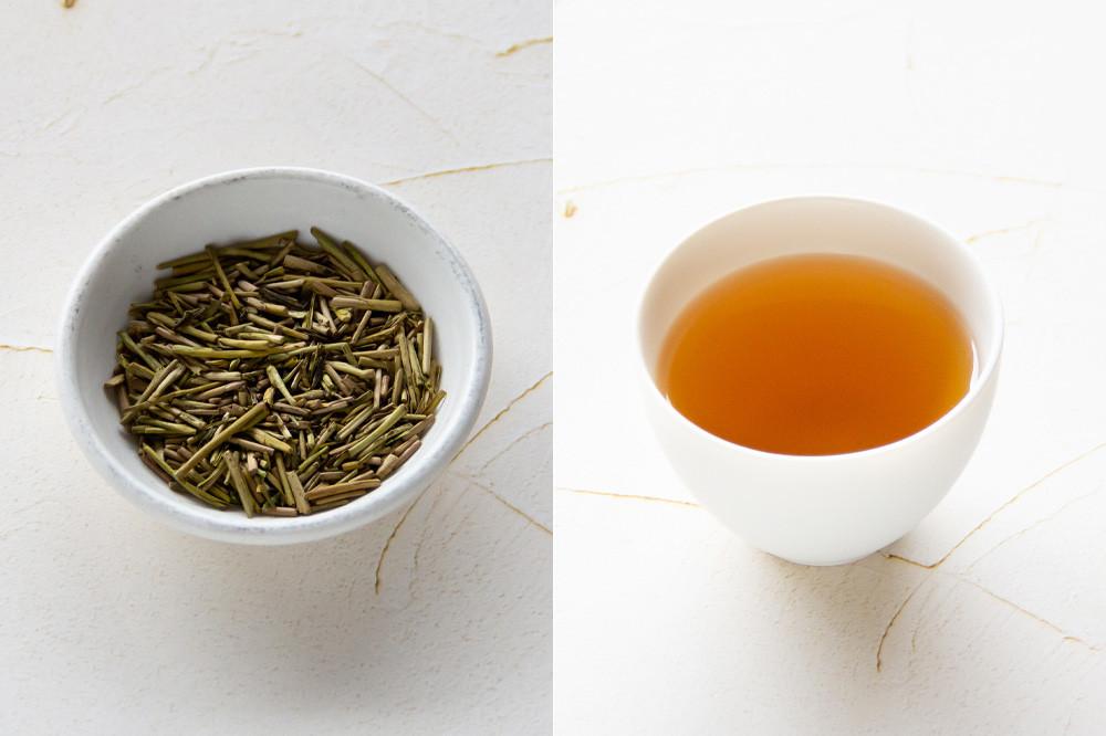 茎ほうじ茶