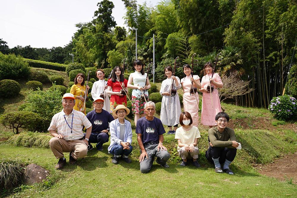 日本二胡学院