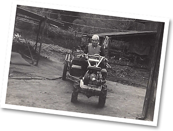 昭和初期農家写真