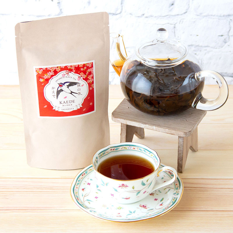 和紅茶かえで