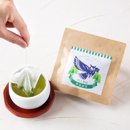 狭山茶 ティーバッグ(5個パック)