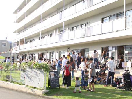 高円寺アパートメントマルシェ終了