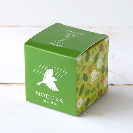 狭山茶のどかキューブ(ティーバッグ5個入り)