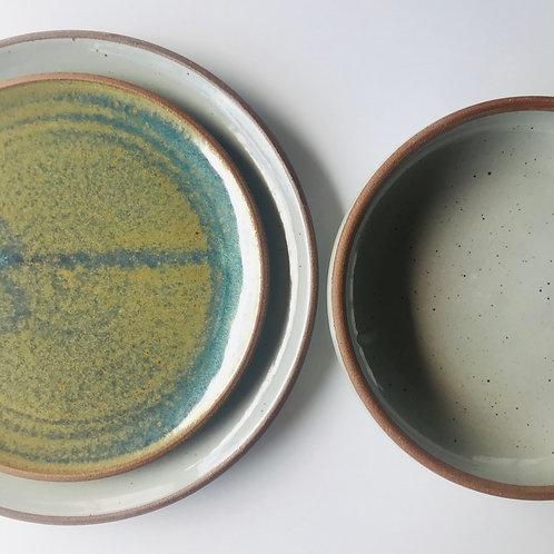 BRIDGET + CHRIS : Dinner Set
