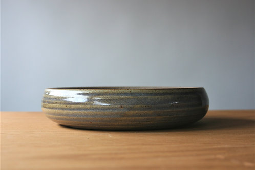 Pasta Bowl in Rutile Blue