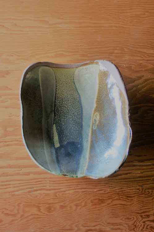 Waterscape Serving Bowl