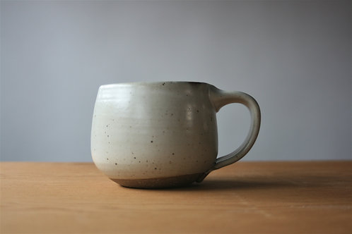 12oz Mug in Satin White
