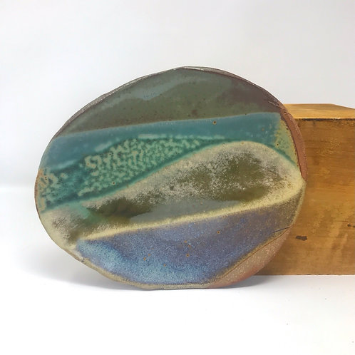 Small waterscape plate