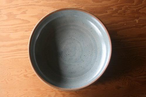 Large Serving Bowl in Rutile Blue