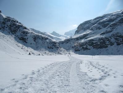 Schneeschuhtour Leglerhütte