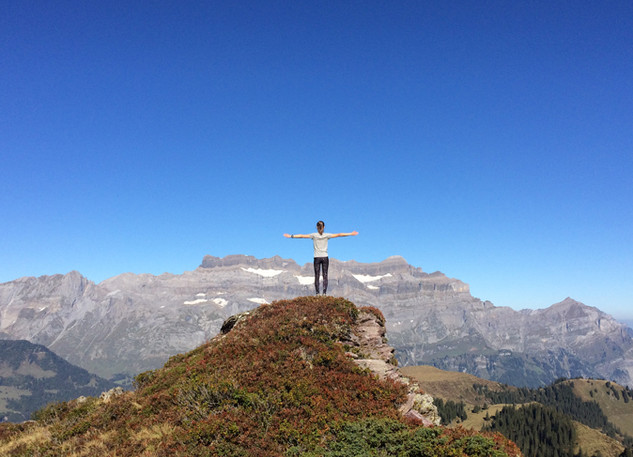 oh du schöne Glarner Bergwelt