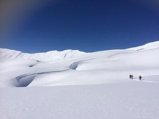Schneeschuhtour Färispitz