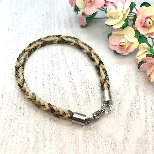 8 Strand Stainless Steel Bracelet
