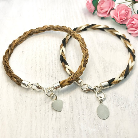 6 Strand Sterling Silver Bracelet