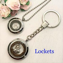 keepsake locket resin heart horse hair b