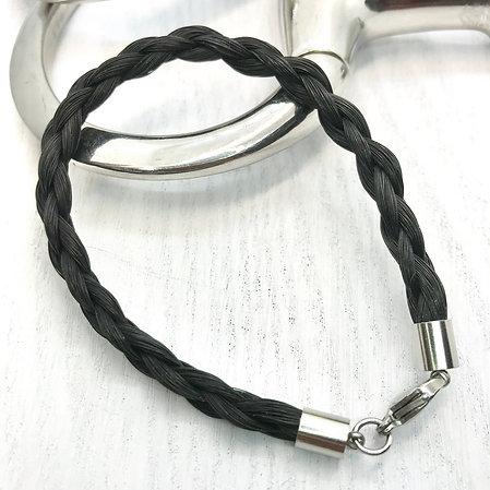 4 Strand Stainless Steel Bracelet