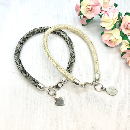 8 Strand Sterling Silver  Bracelet