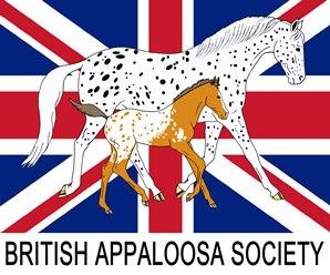 British Appaloosa Society logo