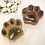 Thumbnail: Paw Print containing your Pets Fur or Ashes
