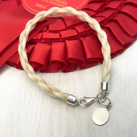 4 Strand Sterling Silver Bracelet