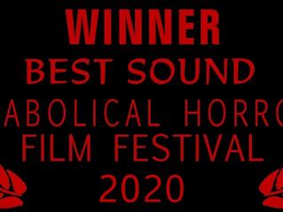 «Angela» gewinnt «Best Sound»!